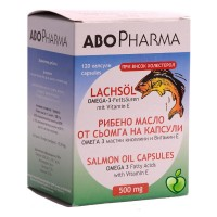 Рибено масло от сьомга 500 мг
