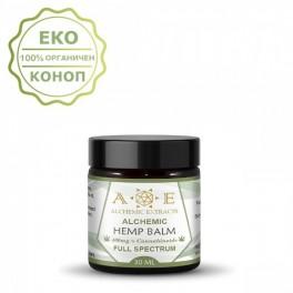 Alchemic Hemp Balm 400 mg CBD