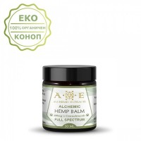 Alchemic Hemp Balm 400 mg CBD