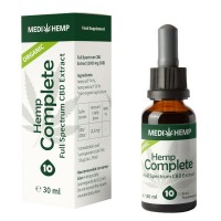 HEMP OIL COMPLETE - 10% - 30 ml