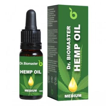 Hemp oil Medium Dr. Biomaster