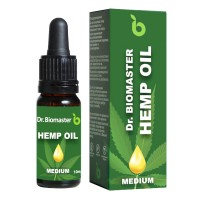 Hemp oil Medium Dr. Biomaster