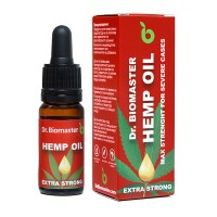 Hemp oil Extra Strong Dr. Biomaster