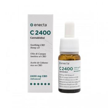 МАСЛО ОТ КОНОП - C2400 - 24% - 2400 mg