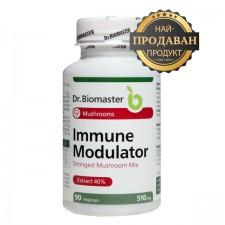 ИМЮН МОДУЛАТОР - ЕКСТРАКТ (40% ПОЛИЗАХАРИДИ),  90 капс. по 510 mg
