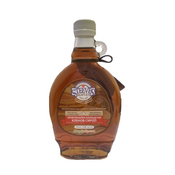 ac98c43374e Original Canadian MAPLE SYRUP – 375 ml. Remove this product from my  favorites ...