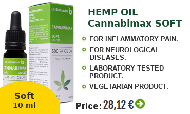 Banner for Hemp Extract Dr. Biomaster