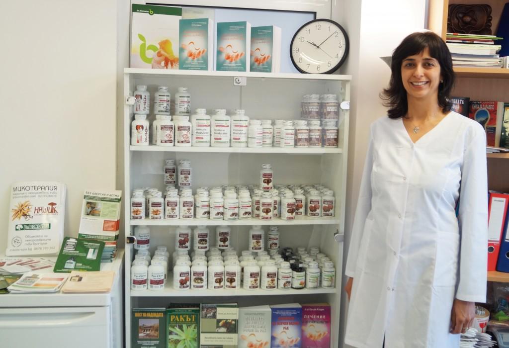 Dr. Biomaster cabinets in Sofia